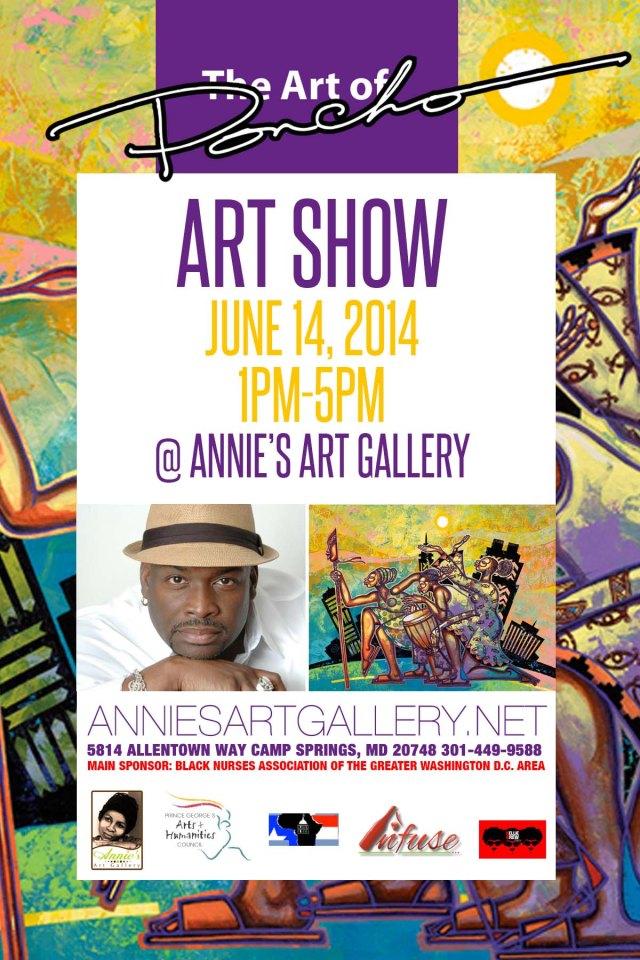 Annie's Art Gallery 6-14-14