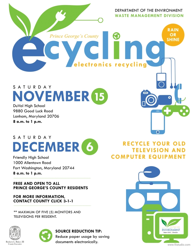 E-cycling event flyer_1