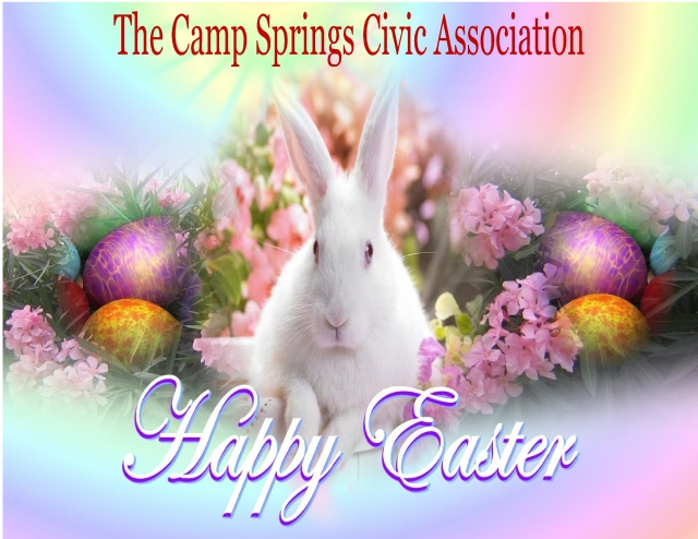 CSCA Happy Easter
